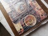 Сувенирные картины плакетки Прага Чехия новые 2 шт, фото №8
