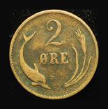 Дания 2 эре 1875, фото №2