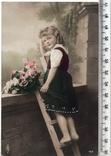 Старинная открытка. 1912 год. Дети. и.(2), фото №2
