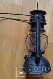 Гасова лампа ARBA Tallinn, Н23,5 см, фото №3