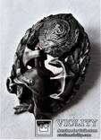 Знак Пожарного на железных дорогах НКВД, копия, 1920гг, №0012, фото №13
