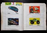 4 полных коллекции вкладышей Турбо (Turbo) с 51 по 330., фото №8
