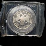 """Один Рубль 1994-го года """" Гималайский медведь """" ( серебро 900 пробы ), фото №9"""