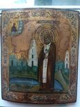 Икона Святой Серафим Саровский, фото №2