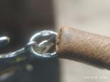 Кулон кошка серебро, фото №5