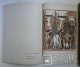 Луис Сеоане альбом 32 цветные ксилографии тир 500 экз 1965, фото №12