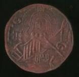 Серебряник Владимира тип 1 медь копия, фото №2