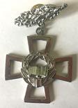 Крест-медаль с дубовыми листьями (реплика), фото №2