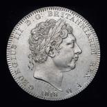 Великобритания крона 1818  серебро, фото №2