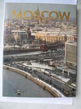 """Moscow"" фотоальбом 1975 год, футляр (на английском языке), фото №2"