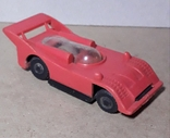Машинка гонка из СССР длина 9,5 см., фото №3