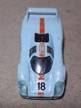 Машинка гонка Малазия Porsche 917 LH длина 8 см., фото №2