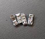 4 машинки брелка, фото №3