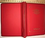 Альбом для монет, 120 ячеек 3x3см (10 страниц) / красный, фото №3