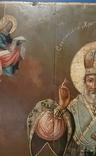 """Икона """"Святитель Христов Николай"""", фото №10"""