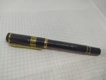 Шариковая ручка. Тяжеленькая. Длина 135мм, фото №2