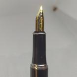 Перьевая ручка. Тяжеленькая. Длина 137мм, фото №11