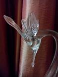 Царевна Лебедь 29см. (стекло), фото №4