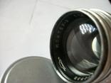 Объектив юпитер-3 белый, м-39 передняя крышка, фото №8