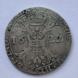 1/2 талера 1622 года, фото №2