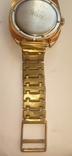 Часы wostok AU5,17 камней, браслет-позолота, фото №5