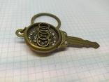 Брелок Ключ от машины Audi (09.20), фото №4