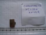 Механизм с циферблатом к часа Chronometer HELSON Anker, фото №2