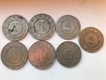 53 монеты Югославии ( 100,50,20,10,5,2), фото №6