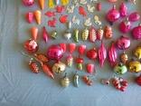 Елочные  игрушки  Лот  №1, фото №4