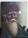 Картина с подписью, фото №4