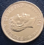 10 песо 1916 год Куба, фото №10