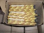 """Карандаши чернографитные.""""Старт.""""СССР.1000 штук.10 упаковок.2м-4м.143 мм., фото №7"""