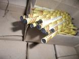 """Карандаши чернографитные.""""Старт.""""СССР.1000 штук.10 упаковок.2м-4м.143 мм., фото №10"""