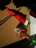 Живые Морковка и Репка из папье-маше, фото №3