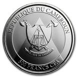 Республіка Камерун. Гепард. 2019, фото №3
