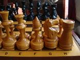 Шахматы деревянные большие СССР, фото №5