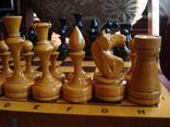 Шахматы деревянные большие СССР, фото №7