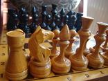 Шахматы деревянные большие СССР, фото №8