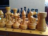 Шахматы деревянные большие СССР, фото №10