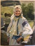 Аркадий Сорока № 3 60х80, фото №2