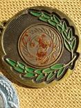 Набор из 3шт. медалей футбол, фото №6