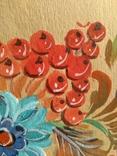 Образец росписи для кухонных досок медовая акварель. 1, фото №6