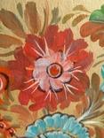 Образец росписи для кухонных досок медовая акварель. 1, фото №7
