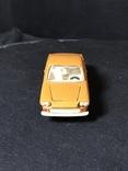 Моделька Fiat-Siata 1500 1\43 USSR, фото №3