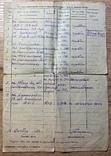 выписка  1944, фото №2