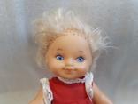 Кукла на резинках, клеймо, фото №3