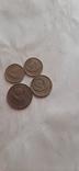 10, 15, 20 коп.  четыре монеты., фото №7