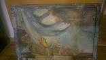 Картина, 76×52 см. копия картины Поленова В.Д., фото №3