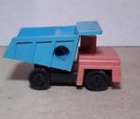 Необычная Машинка Самосвал БелАЗ ,рабочая точилка для карандашей, СССР, фото №2