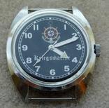 Часы восток  17 камней  (117), фото №2